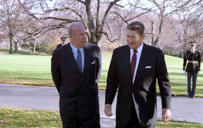 An Hour of Nothing: How George P. Shultz Thrived In Highly Stressful Jobs
