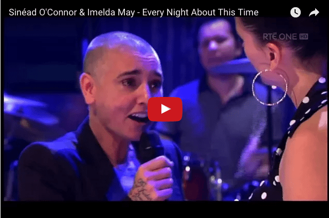 Try a Little Tenderness: How Sinead O'Connor's Empathy Impacted Singer Imelda May