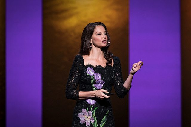 What Would Ashley Judd Say To Harvey Weinstein Today?