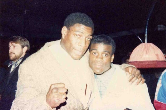 British Boxing Icon Frank Bruno On His Mental Health Challenges
