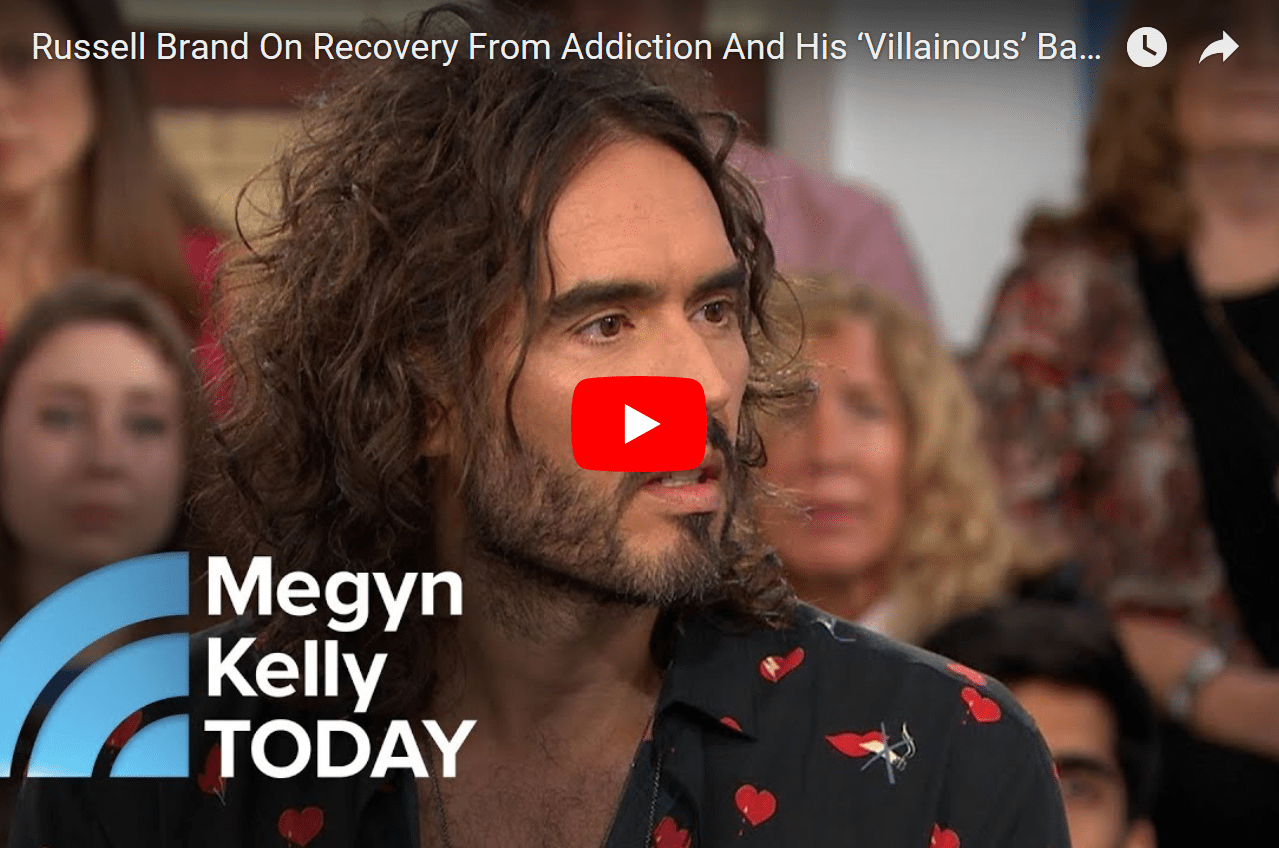 Russell Brand - On Recovery From Addiction