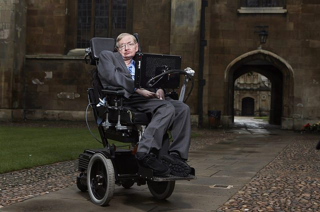 Stephen Hawking - Time For a Second Space Age