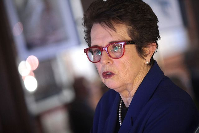 Billie Jean King - A Lifetime Battle Against Inequality 1