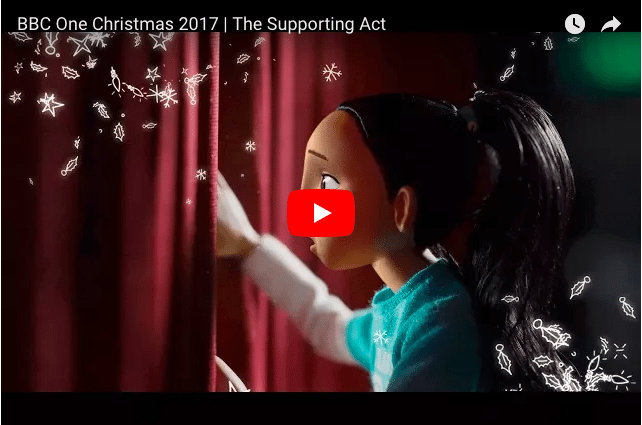 Beautifully Moving BBC One Christmas Ad For Dads & Daughters...