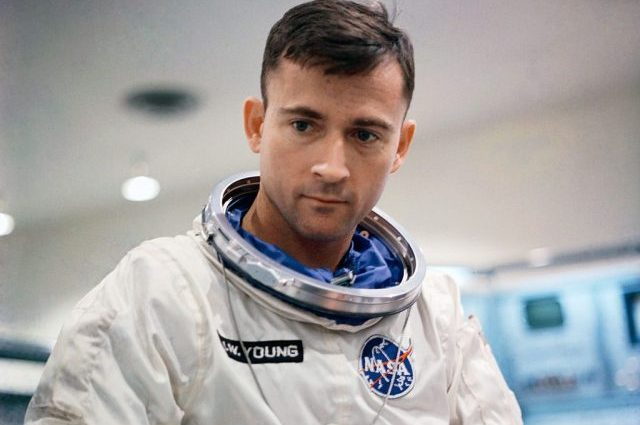 John Young - Remembering a Pioneering Astronaut