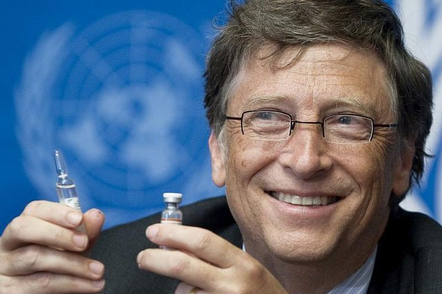 You Decide - Is Bill Gates Right To Be Giving His Money Away?