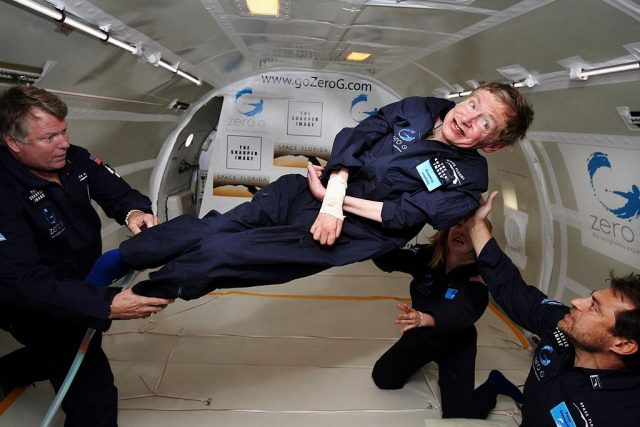 Tributes To Professor Stephen Hawking's Passion...