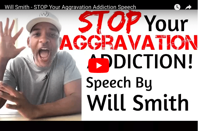 Will Smith On Why We Are Addicted To Distractions!