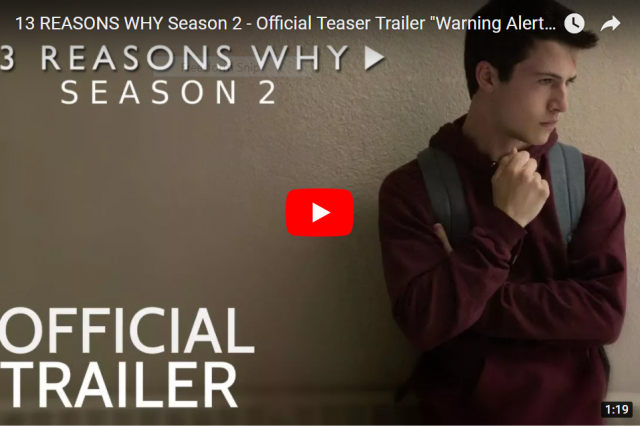 Popular Netflix Show '13 Reasons Why' Advises People To Talk About Mental Health Ahead of Release