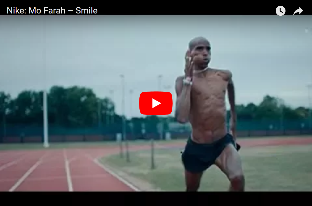 What Does It Take To Become Mo Farah?