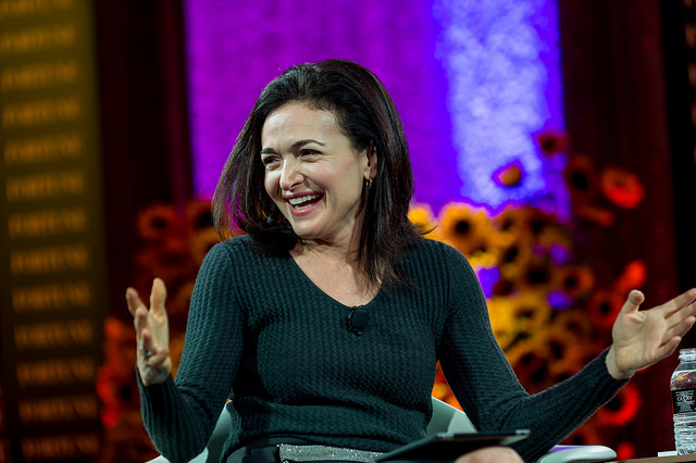 Looking For a Mentor? Here's Sheryl Sandberg's Advice...