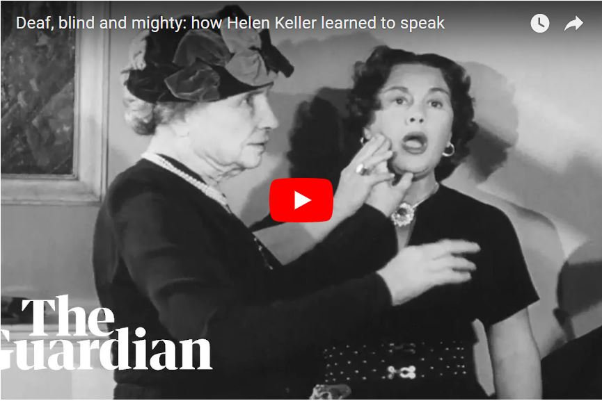 Helen Keller - Deaf & Blind, A Remarkable Journey of Resilience