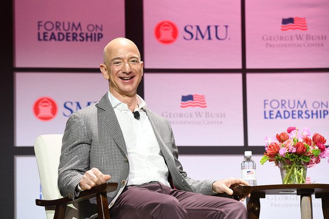 Jeff Bezos Highlights Where Our Personal Brand Comes From 3