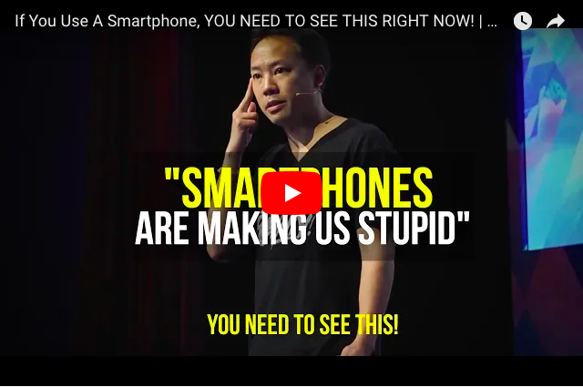 Is Your Smartphone Making You Stupid?!