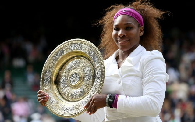 Serena Williams: Inspiration For Mums Everywhere