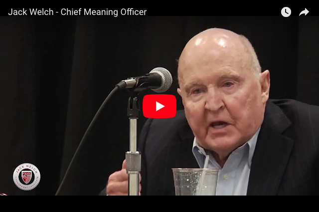 Jack Welch Explains Why You Don't Have To Be a CEO To Be a Leader