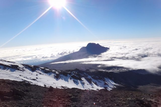 Climbing Mount Kilimanjaro: A Courageous Story of Not Giving Up 1