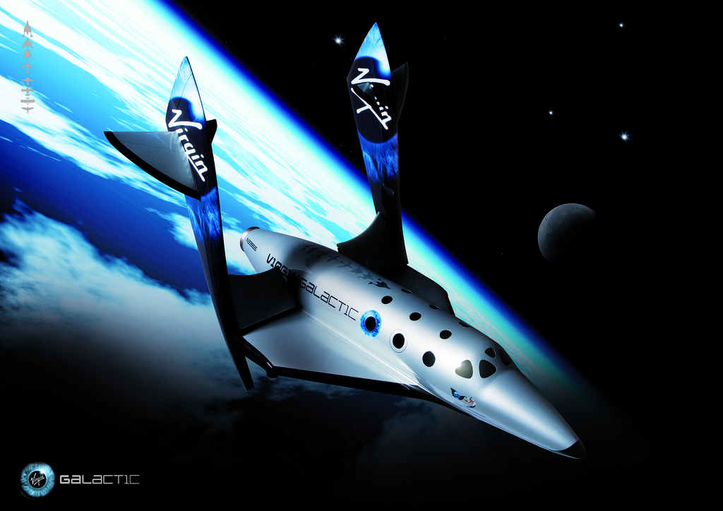 Sir Richard Branson & Elon Musk Exchange Tweets As Virgin Galactic Launches Into Space 1