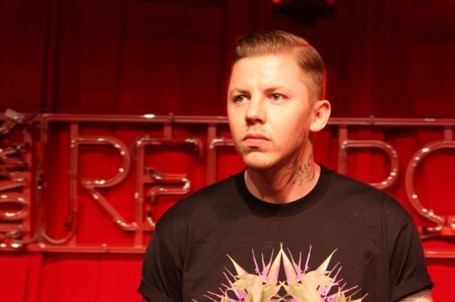 Professor Green: What's the Biggest Killer Of Men Under 45?