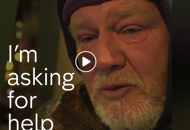 Homeless At Christmas: