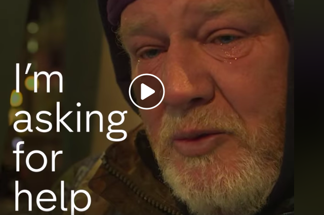 "Homeless At Christmas: ""The Country Have Forgotten Their Own"""