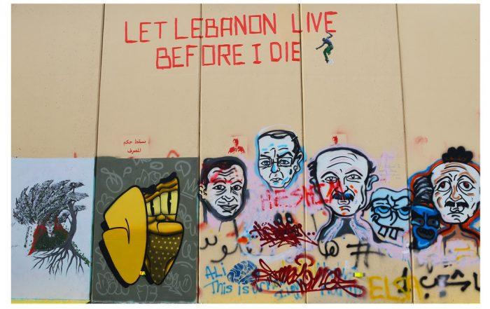 Let Lebanon live before I die
